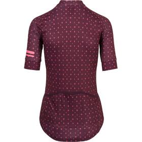 AGU Velo Love Fietsshirt korte mouwen Dames rood